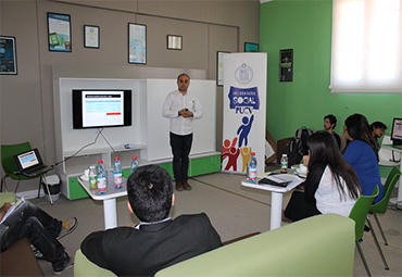 Taller Pitch Day Ciclo del Emprendedor